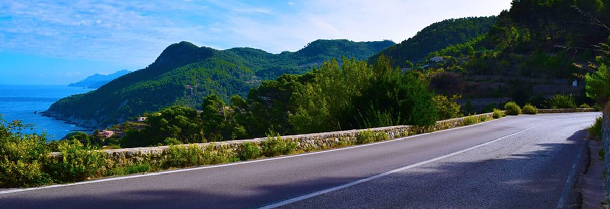 Best cycle route in Mallorca
